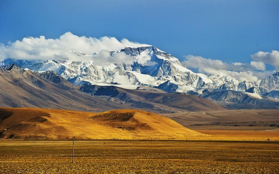 西藏旅游_珠穆朗玛峰 旅游热门景区