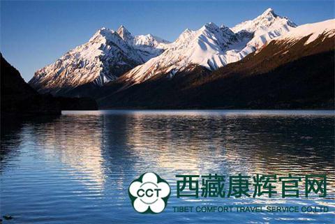 西藏旅游-最美然乌湖
