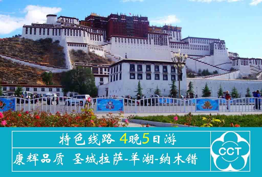 去西藏旅游_4晚5日游 拉萨-羊湖-纳木错