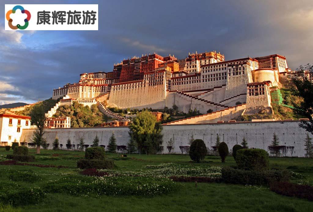 西藏特色线路拉萨-林芝-山南-纳木错小环线7晚8日游