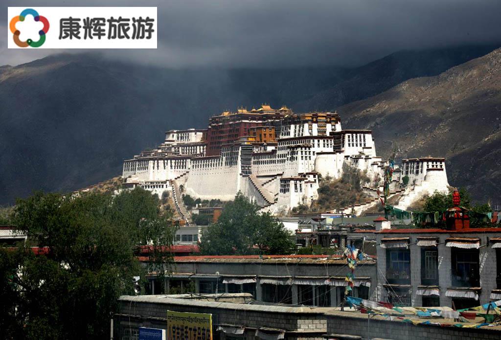 圆梦西藏,康辉专团 6晚7日 拉萨、日喀则、山南、纳木错