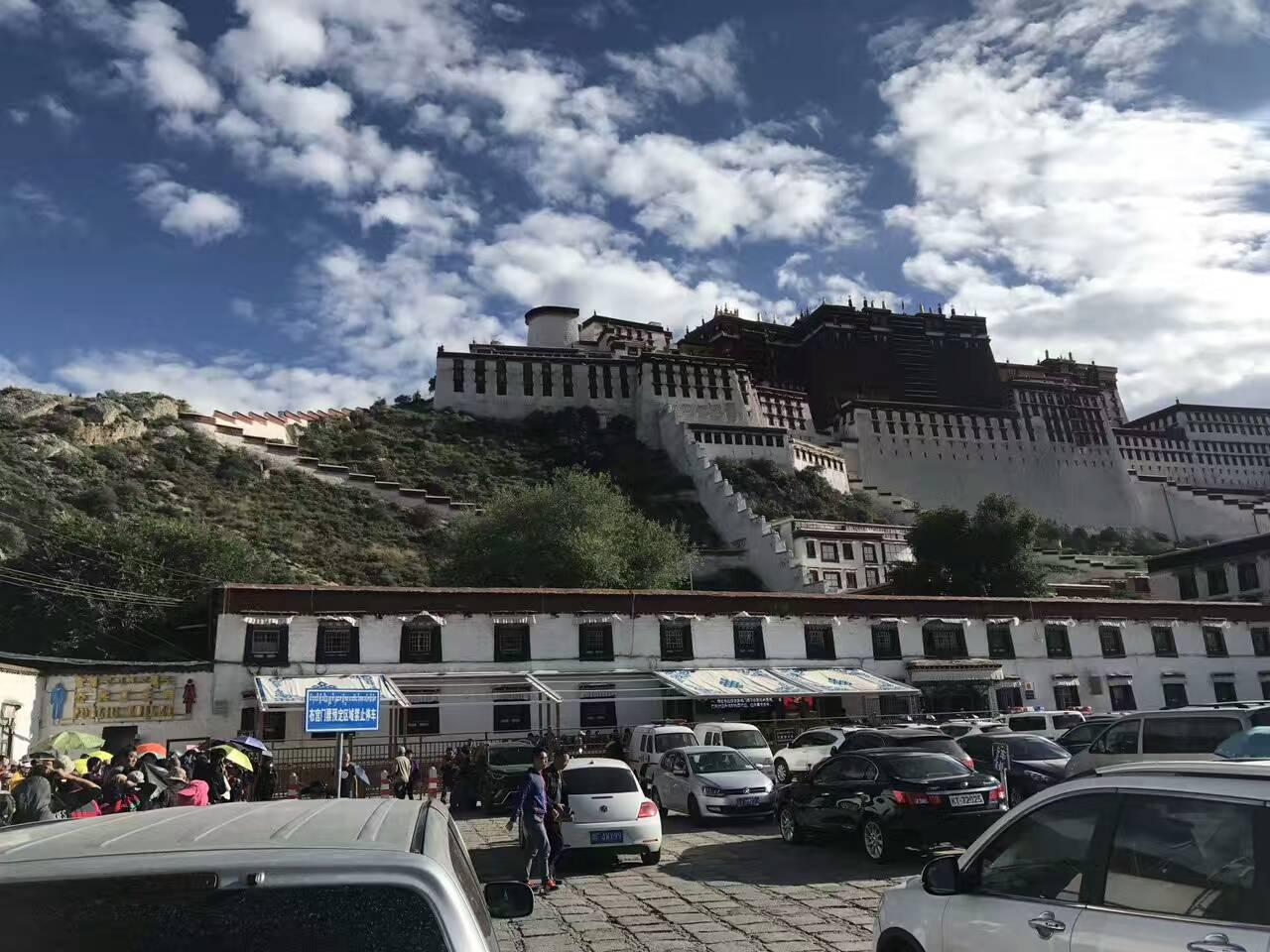 西藏旅游 布宫门票预约每日接待近5000人 门票趋紧